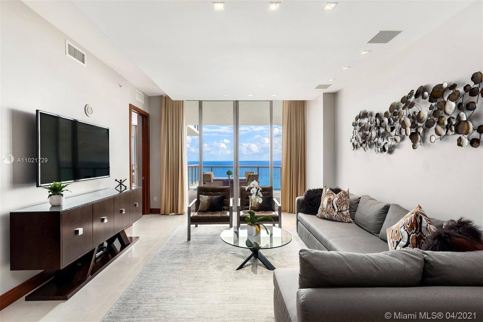 St Regis Bal Harbour Center Tower #2604 - 9703 Collins Ave #2604, Bal Harbour, FL 33154