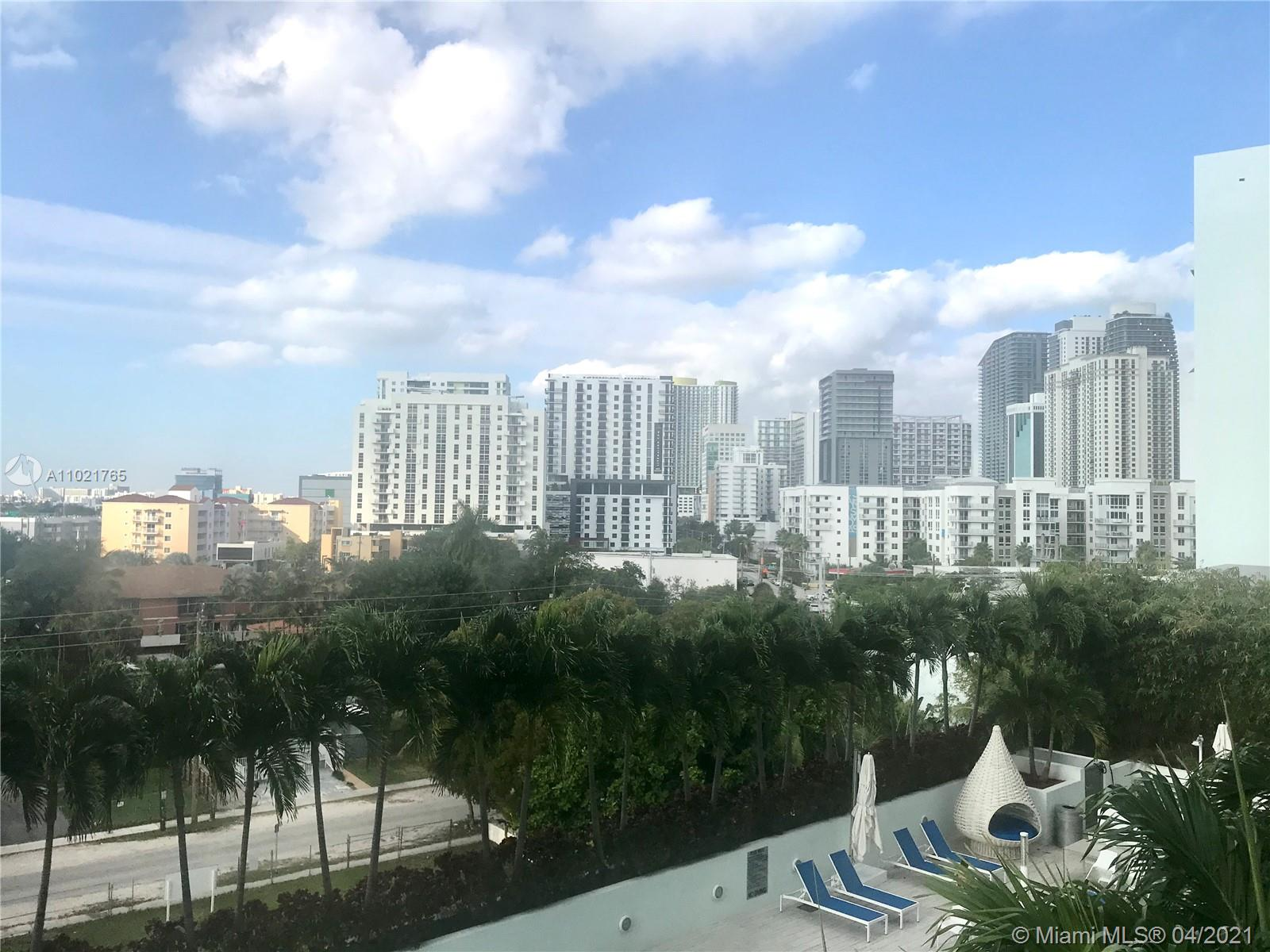 Le Parc At Brickell #610 - 1600 SW 1st Ave #610, Miami, FL 33129