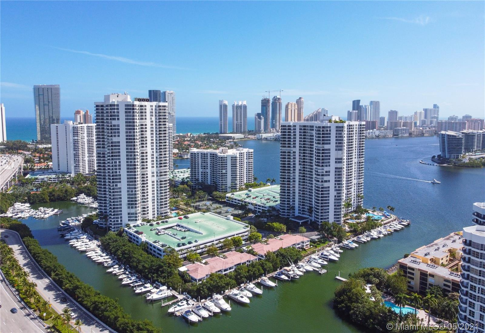 Mystic Pointe Tower 400 #702 - 3500 Mystic Pointe Dr #702, Aventura, FL 33180