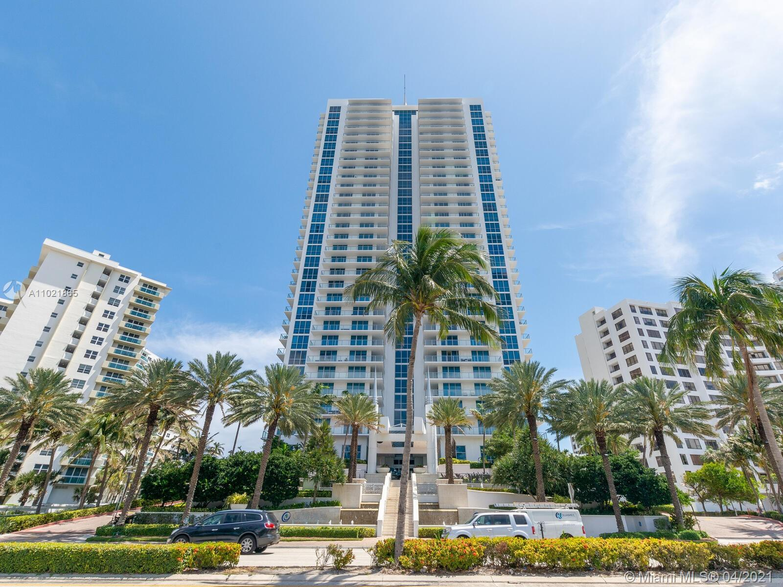 Ocean Palms #1004 - 3101 S Ocean Dr #1004, Hollywood, FL 33019