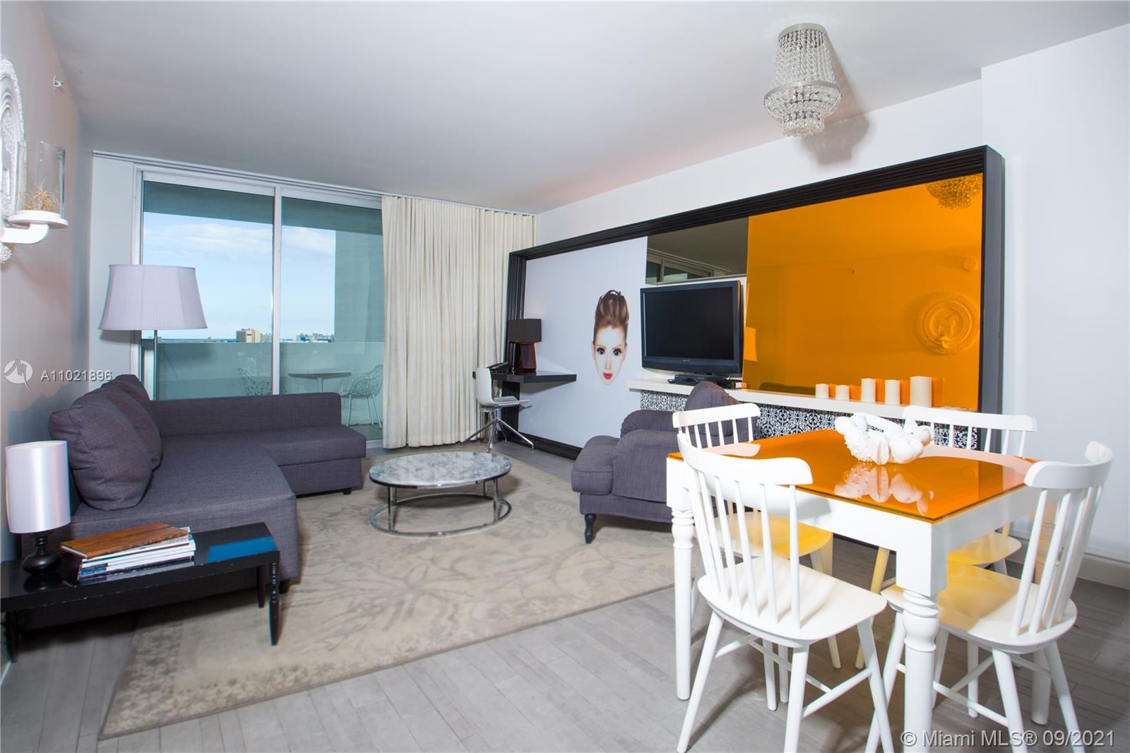 Mondrian South Beach #927 - 1100 West Ave #927, Miami Beach, FL 33139