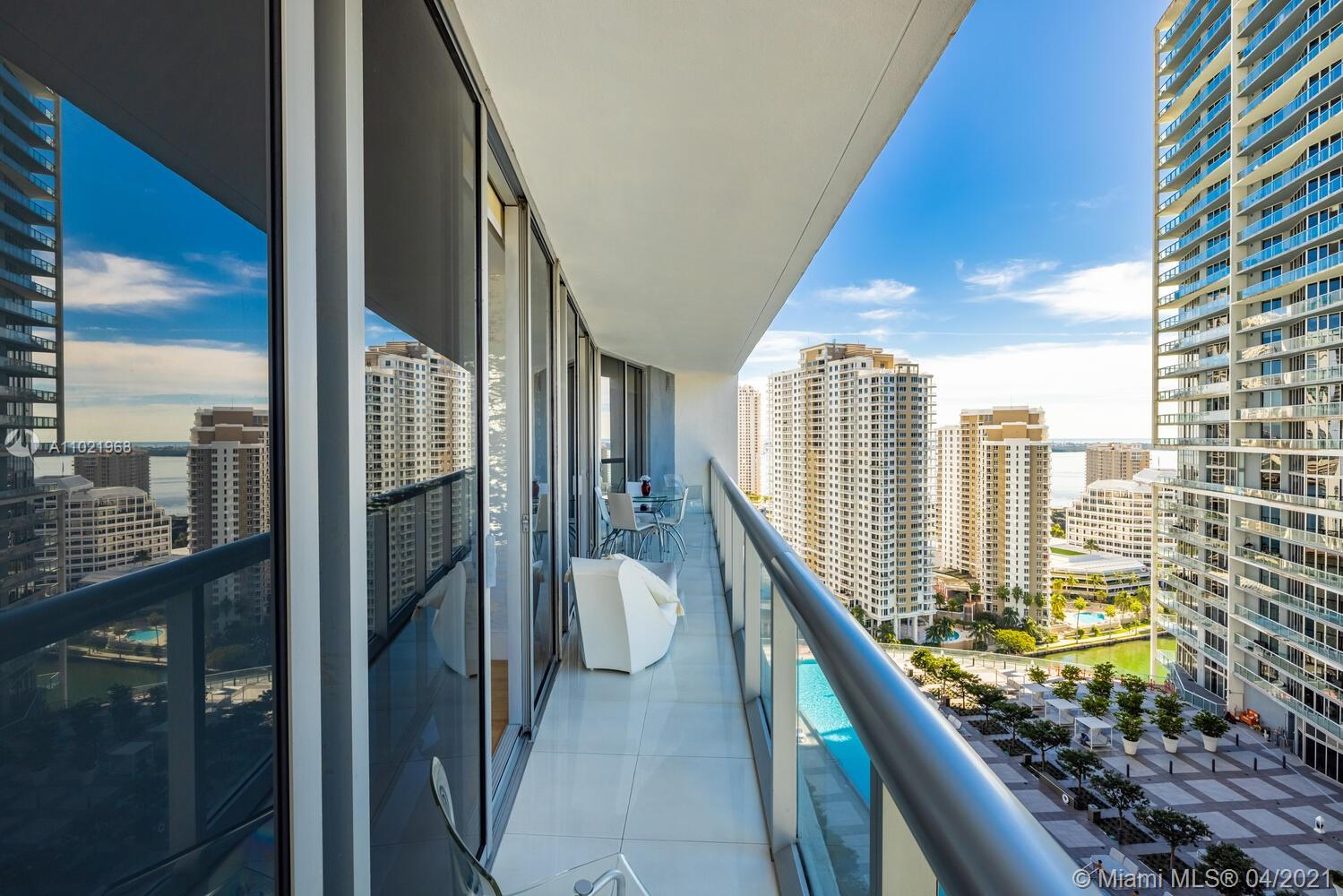 Icon Brickell 1 #2313 - 475 Brickell Ave #2313, Miami, FL 33131