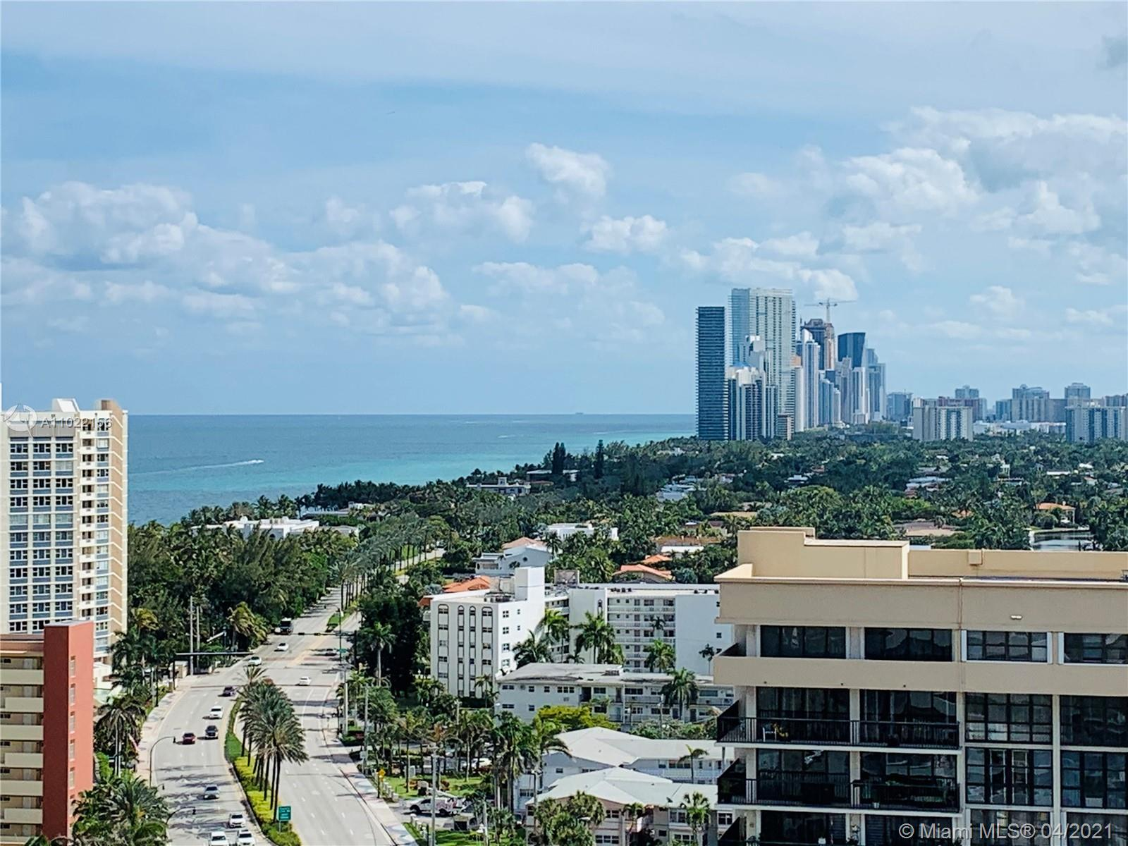 The Hemispheres Four #18N - 1985 S Ocean Dr #18N, Hallandale Beach, FL 33009