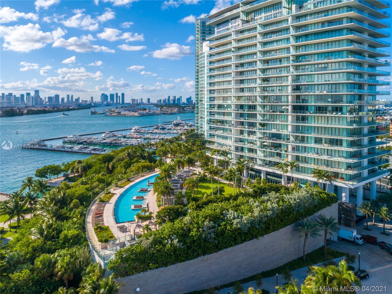 Apogee #502 - 800 S Pointe Dr #502, Miami Beach, FL 33139