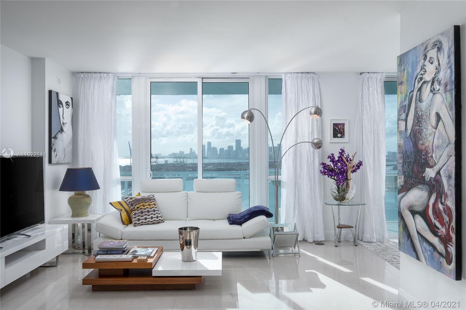 Bentley Bay South Tower #2103 - 520 West Ave #2103, Miami Beach, FL 33139