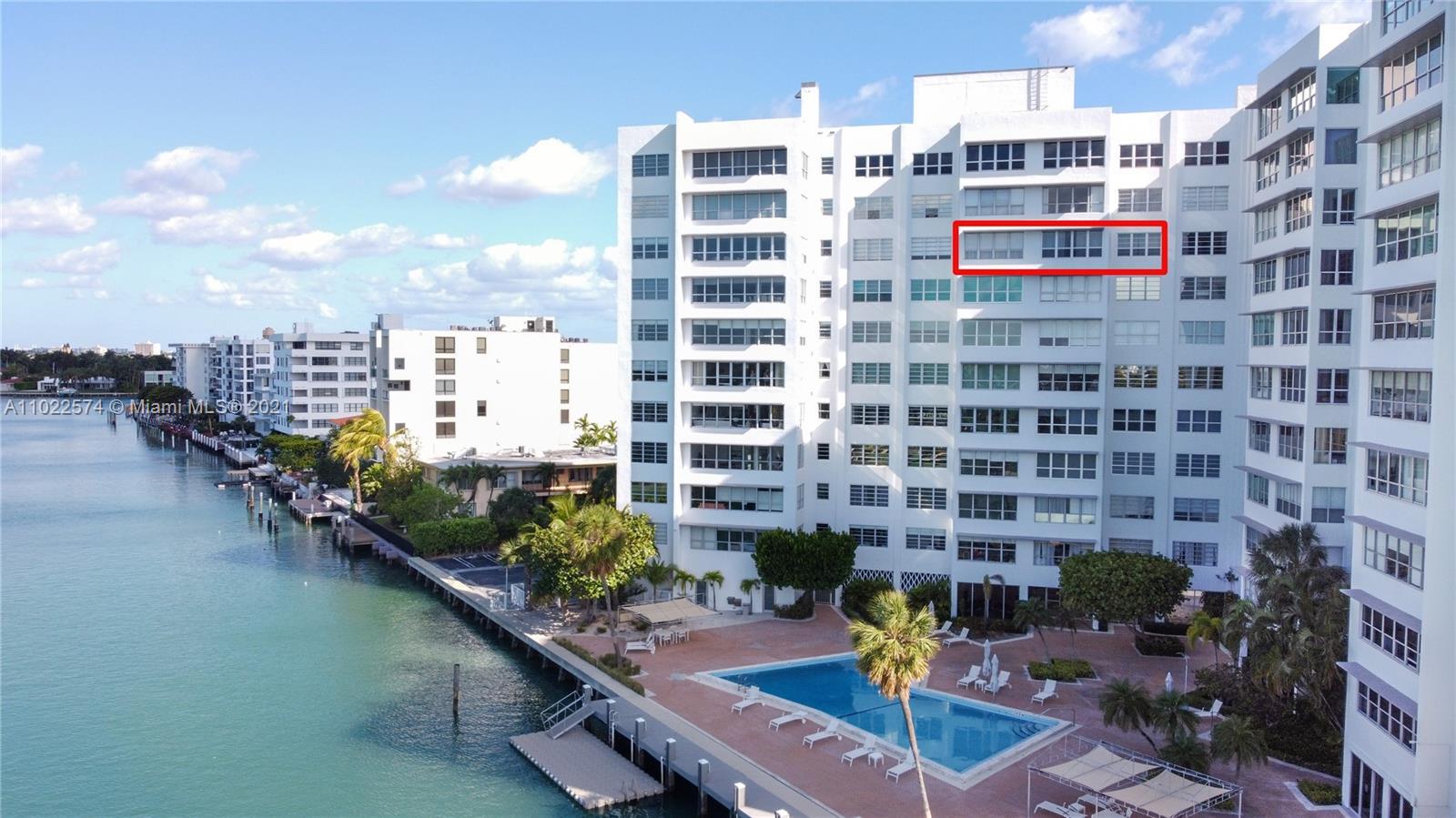 Blair House #9BW - 9102 W Bay Harbor Dr #9BW, Bay Harbor Islands, FL 33154
