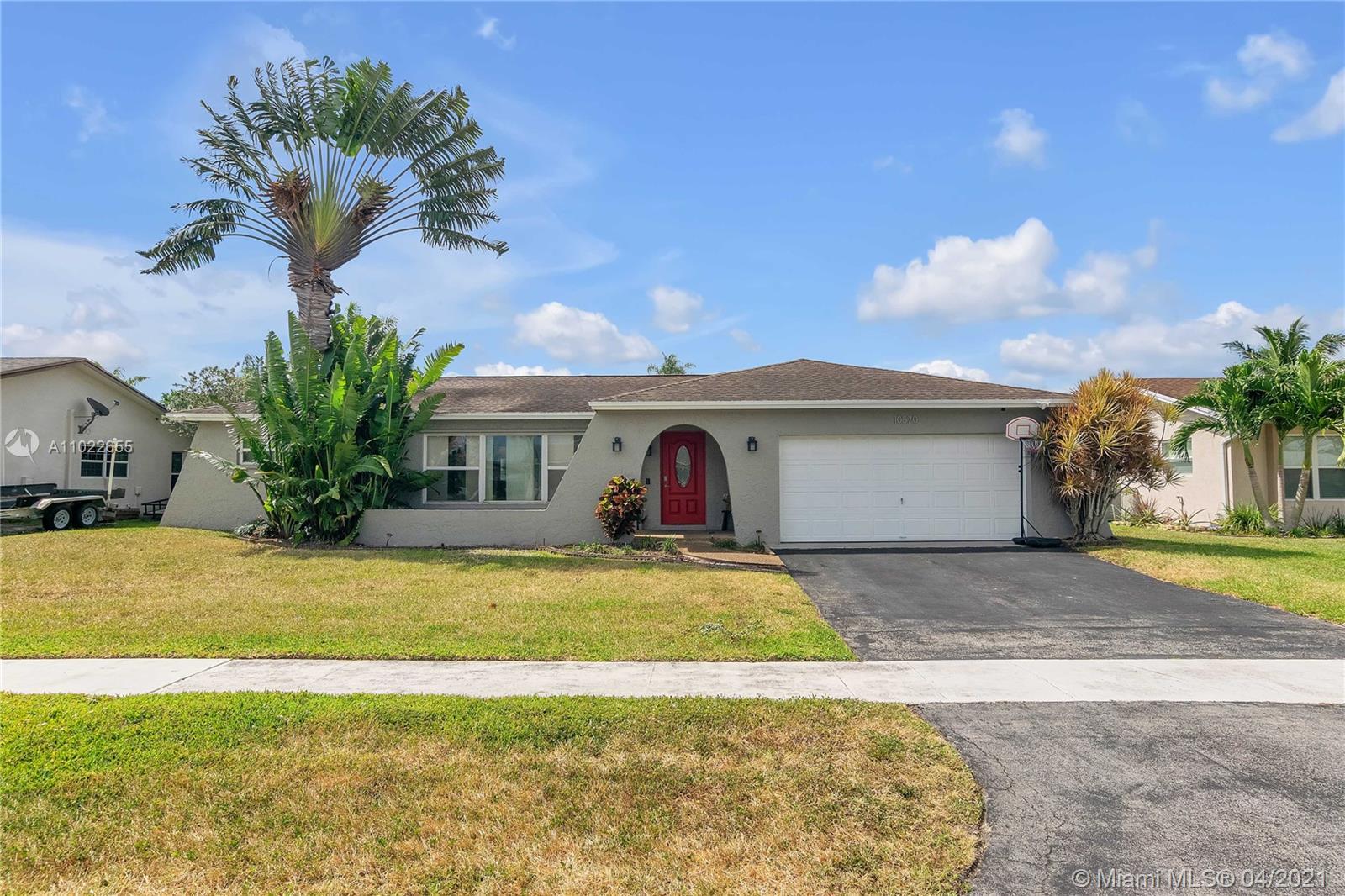 Millers Sunrise Estates - 10570 NW 21st Ct, Sunrise, FL 33322