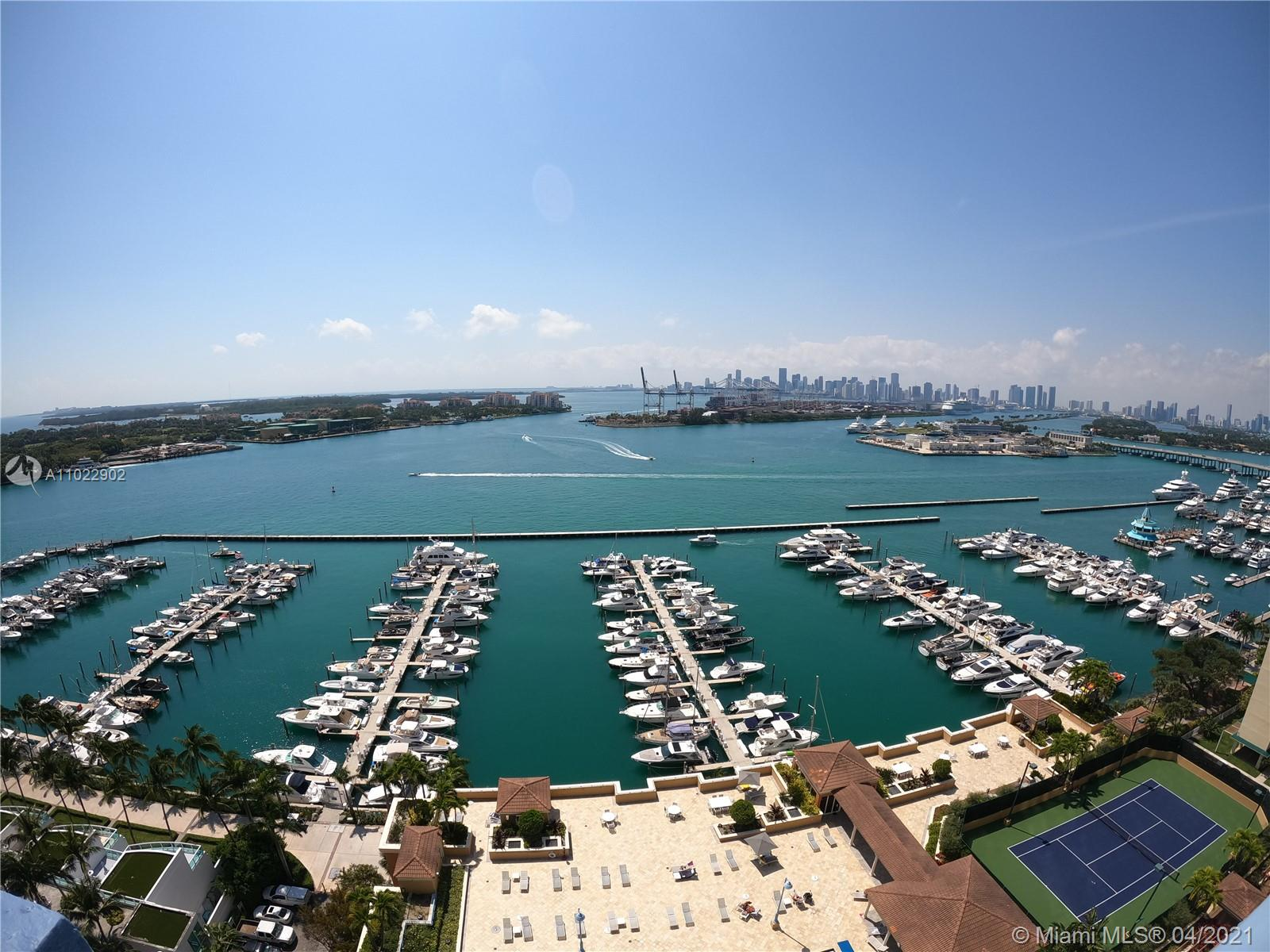 Yacht Club #2102 - 90 Alton Rd #2102, Miami Beach, FL 33139
