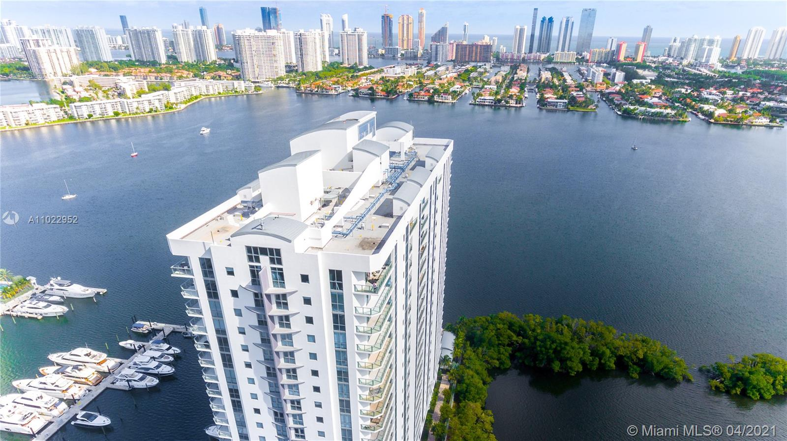 Marina Palms 1 #1007 - 17111 Biscayne Blvd #1007, North Miami Beach, FL 33160