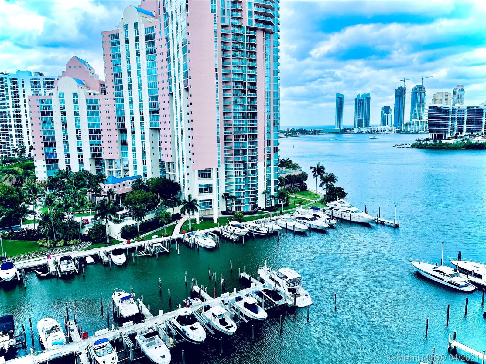 Aventura Marina Two #1208 - 3340 NE 190th St #1208, Aventura, FL 33180