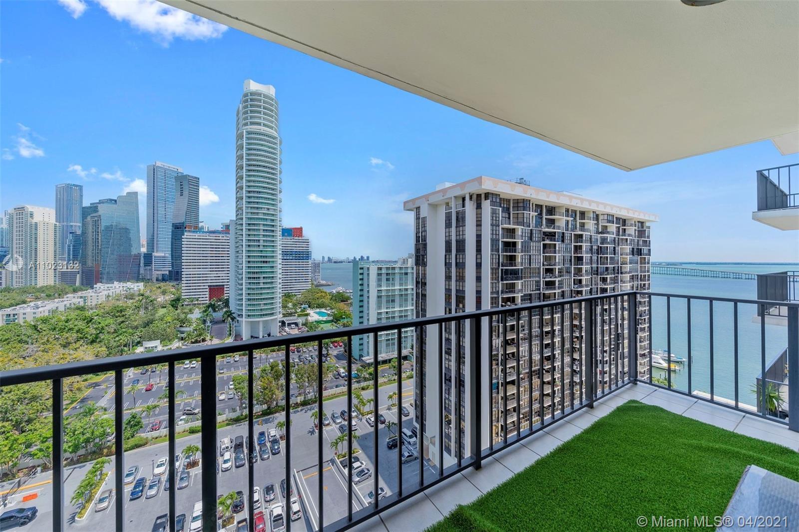 Brickell Place Tower B #B1911 - 1901 Brickell Ave #B1911, Miami, FL 33129