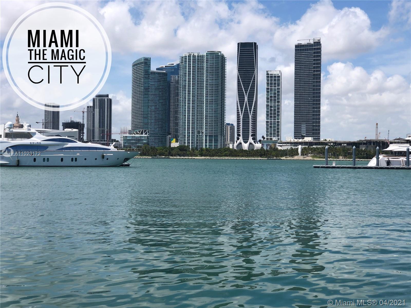 900 Biscayne Bay #3208 - 900 Biscayne Blvd #3208, Miami, FL 33132