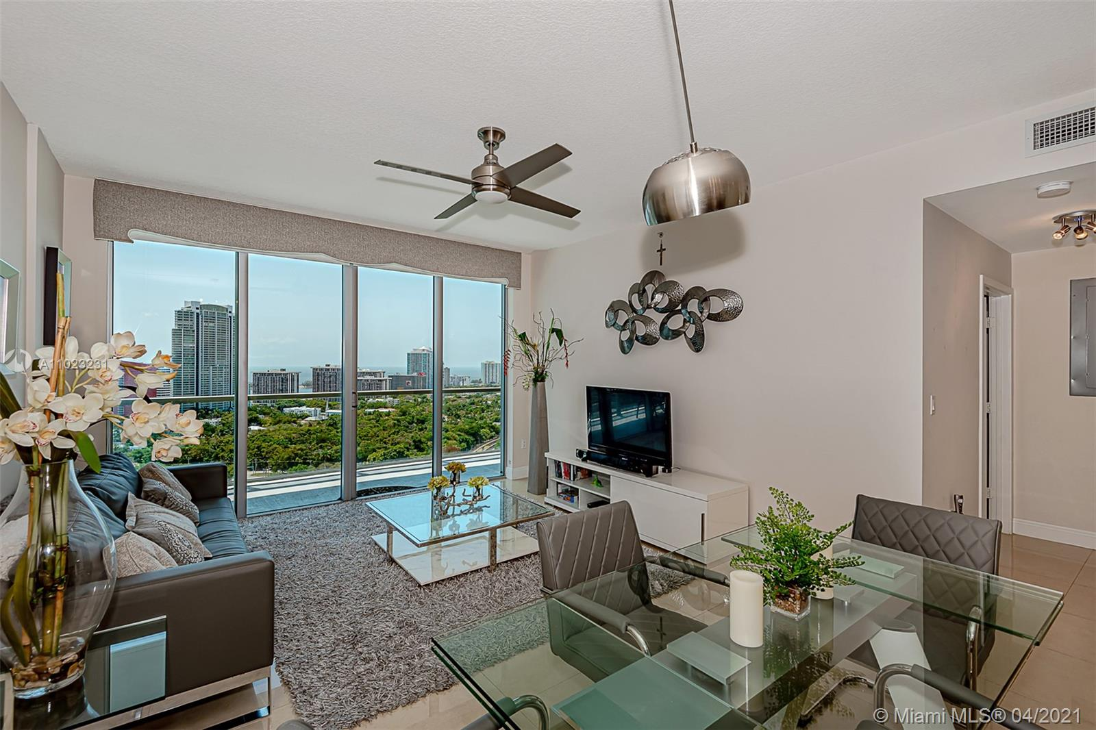 Axis on Brickell South Tower #2803-S - 79 SW 12th St #2803-S, Miami, FL 33130