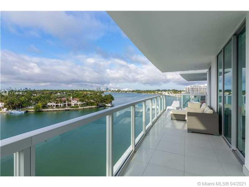 Eden House #806 - 6700 Indian Creek Dr #806, Miami Beach, FL 33141