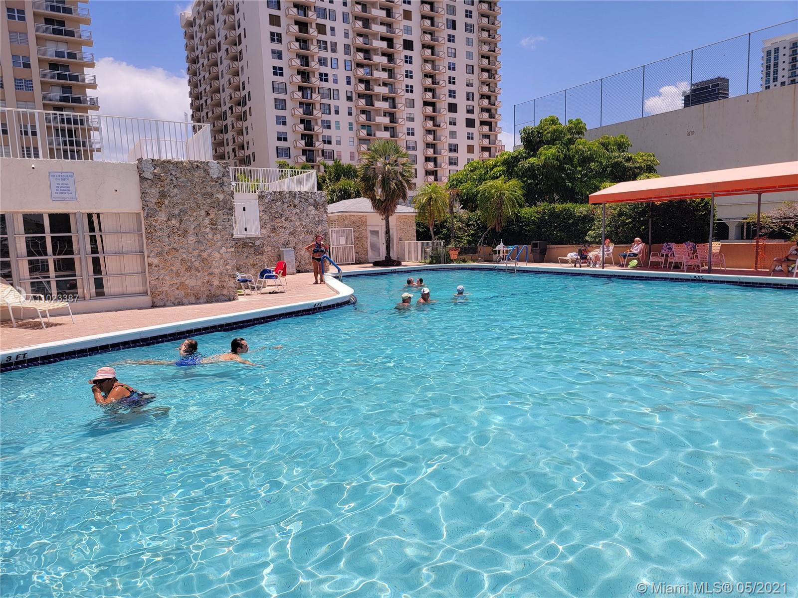 Plaza North Tower #1607 - 1833 S Ocean Dr #1607, Hallandale Beach, FL 33009