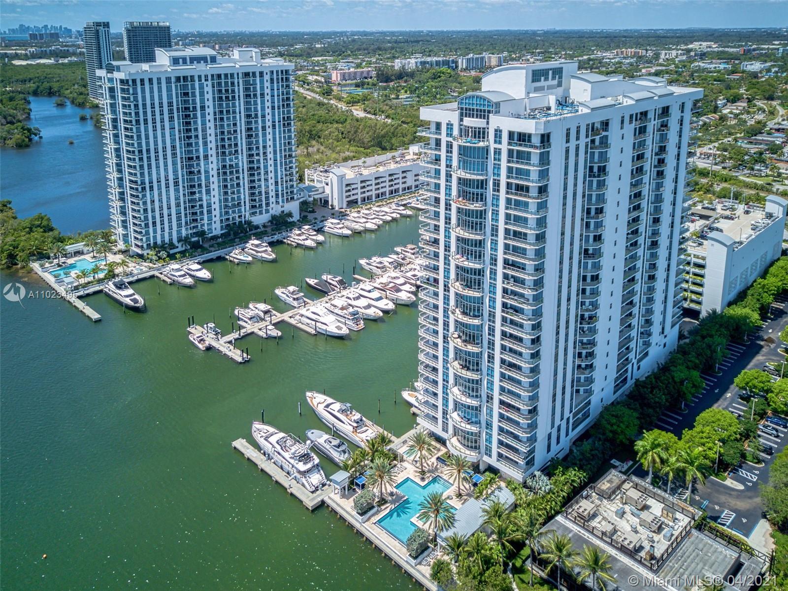 Marina Palms 2 #1209 - 17301 Biscayne Blvd #1209, North Miami Beach, FL 33160