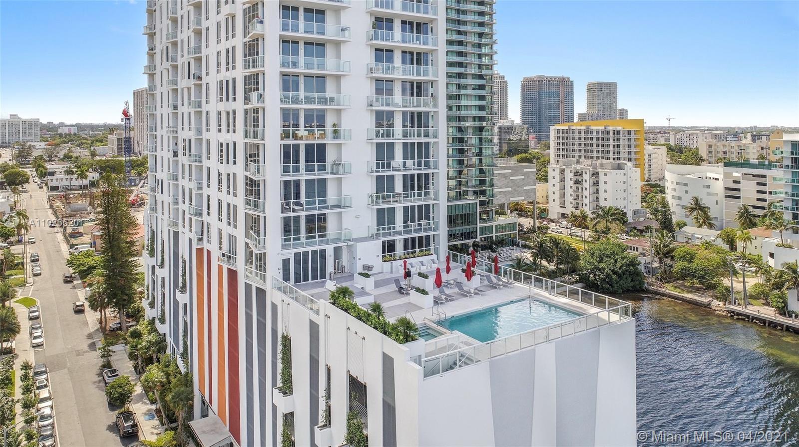 The Crimson #804 - 601 NE 27TH ST #804, Miami, FL 33137