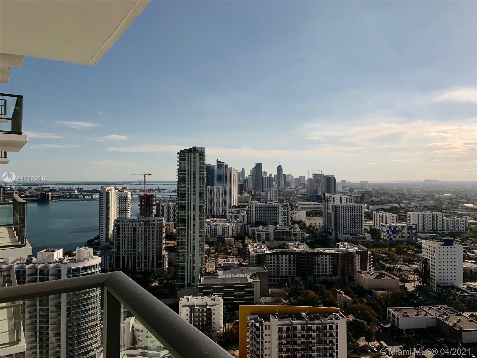Paraiso Bayviews #3509 - 501 NE 31 St #3509, Miami, FL 33137