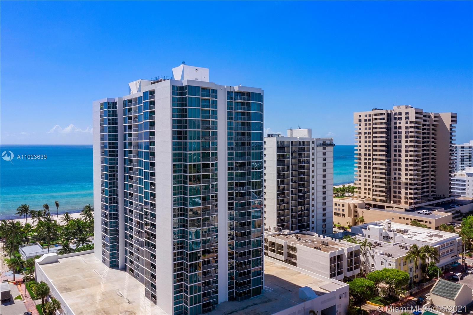 Mirasol Ocean Towers #805 - 2655 Collins Ave #805, Miami Beach, FL 33140