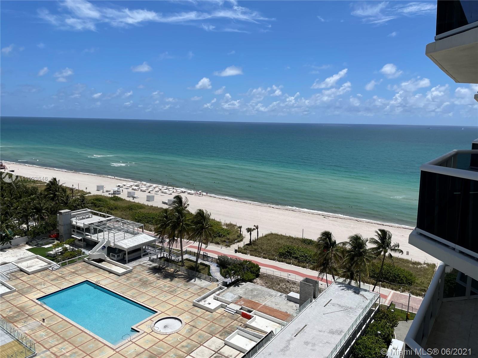 Blue Diamond #1408 - 4779 Collins Ave #1408, Miami Beach, FL 33140