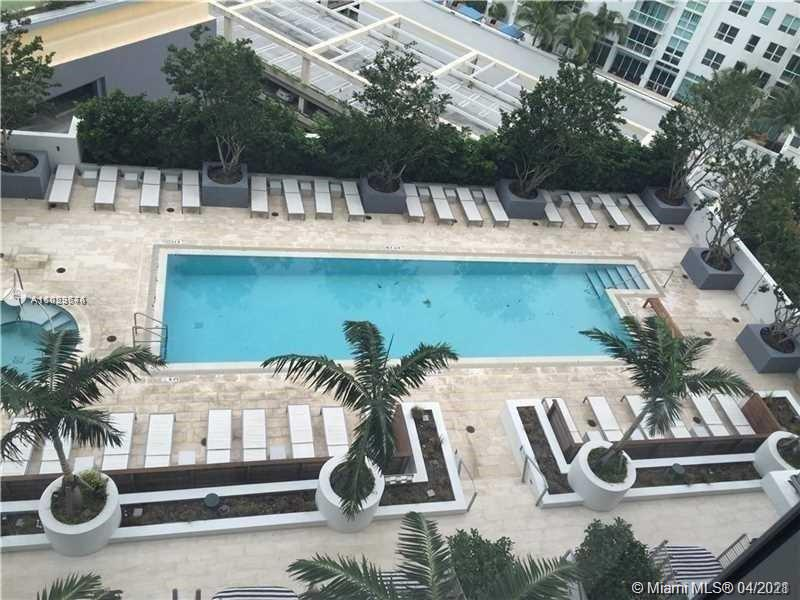 Axis on Brickell North Tower #1014 - 1111 SW 1 #1014, Miami, FL 33130