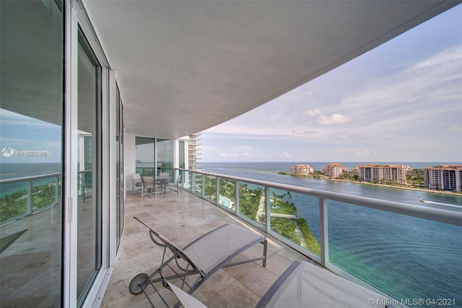 Murano At Portofino #1803 - 1000 S Pointe Dr #1803, Miami Beach, FL 33139