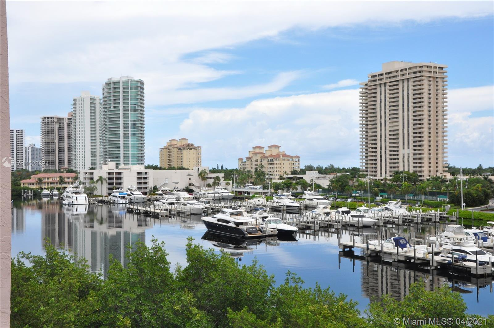 Yacht Club 6 at Aventura #4-104 - 19801 E Country Club Dr #4-104, Aventura, FL 33180