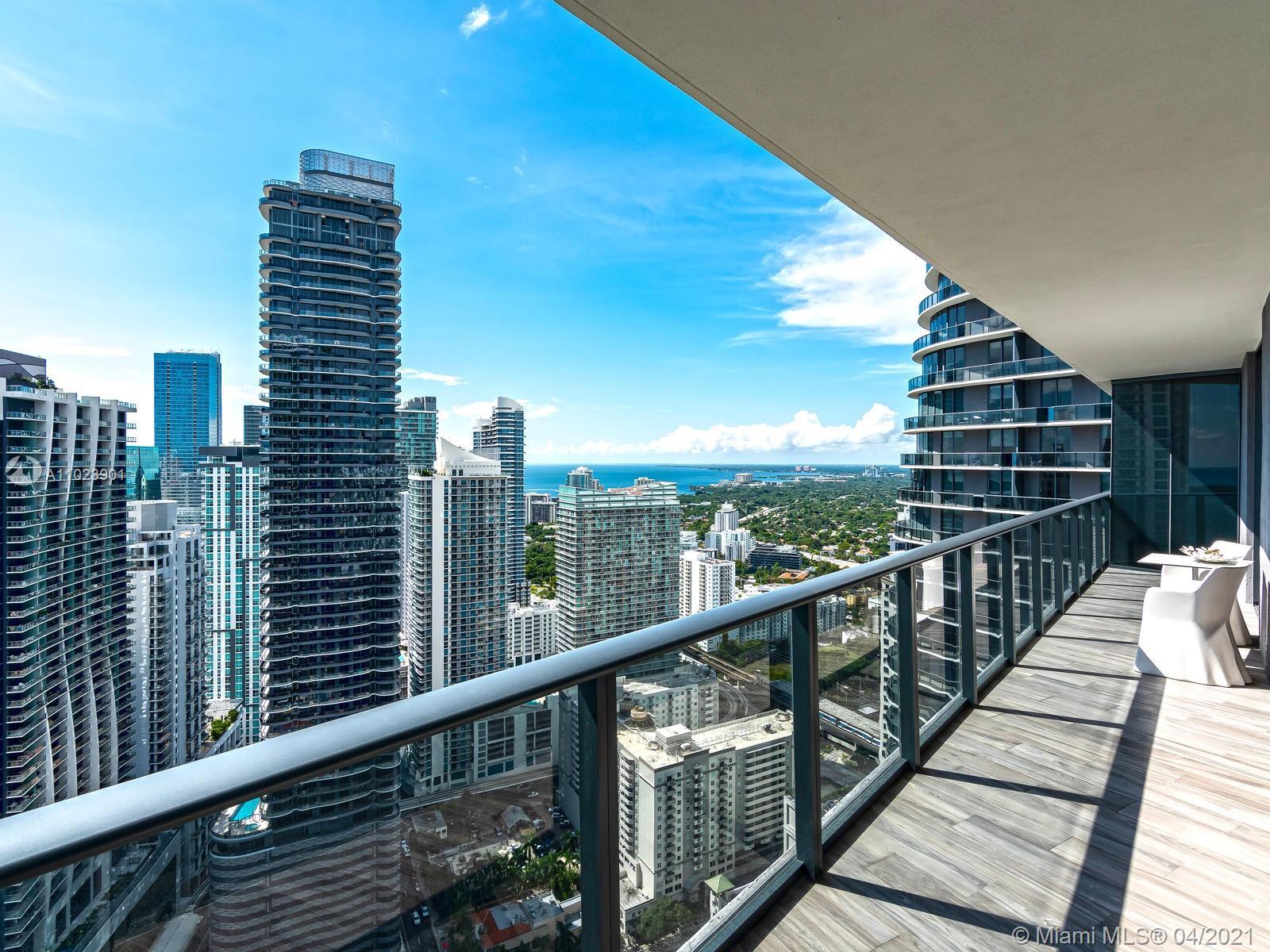 SLS Lux Brickell #4402 - 801 S Miami Ave #4402, Miami, FL 33130