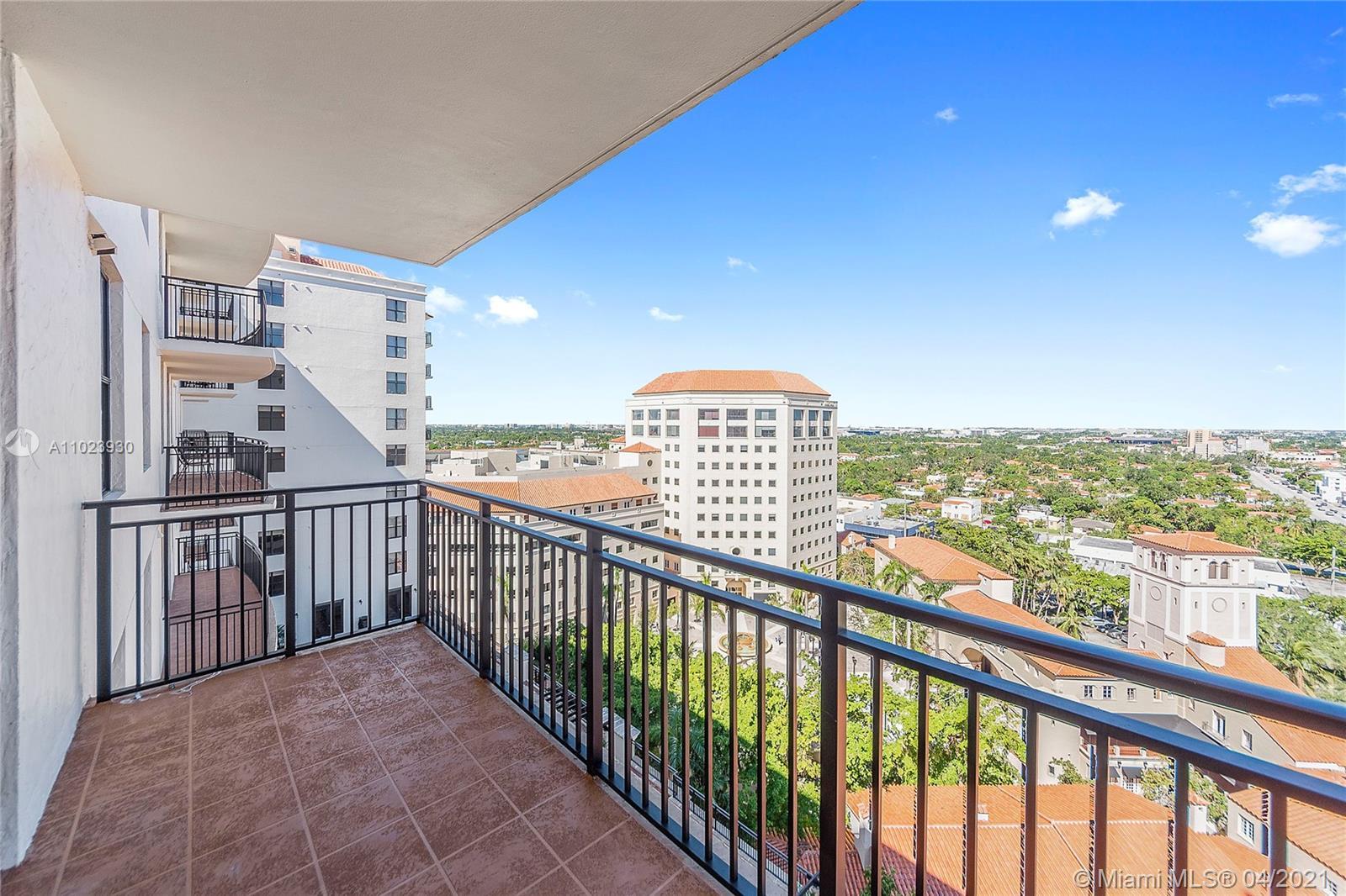 Puerta De Palmas #1407 - 888 S Douglas Rd #1407, Coral Gables, FL 33134