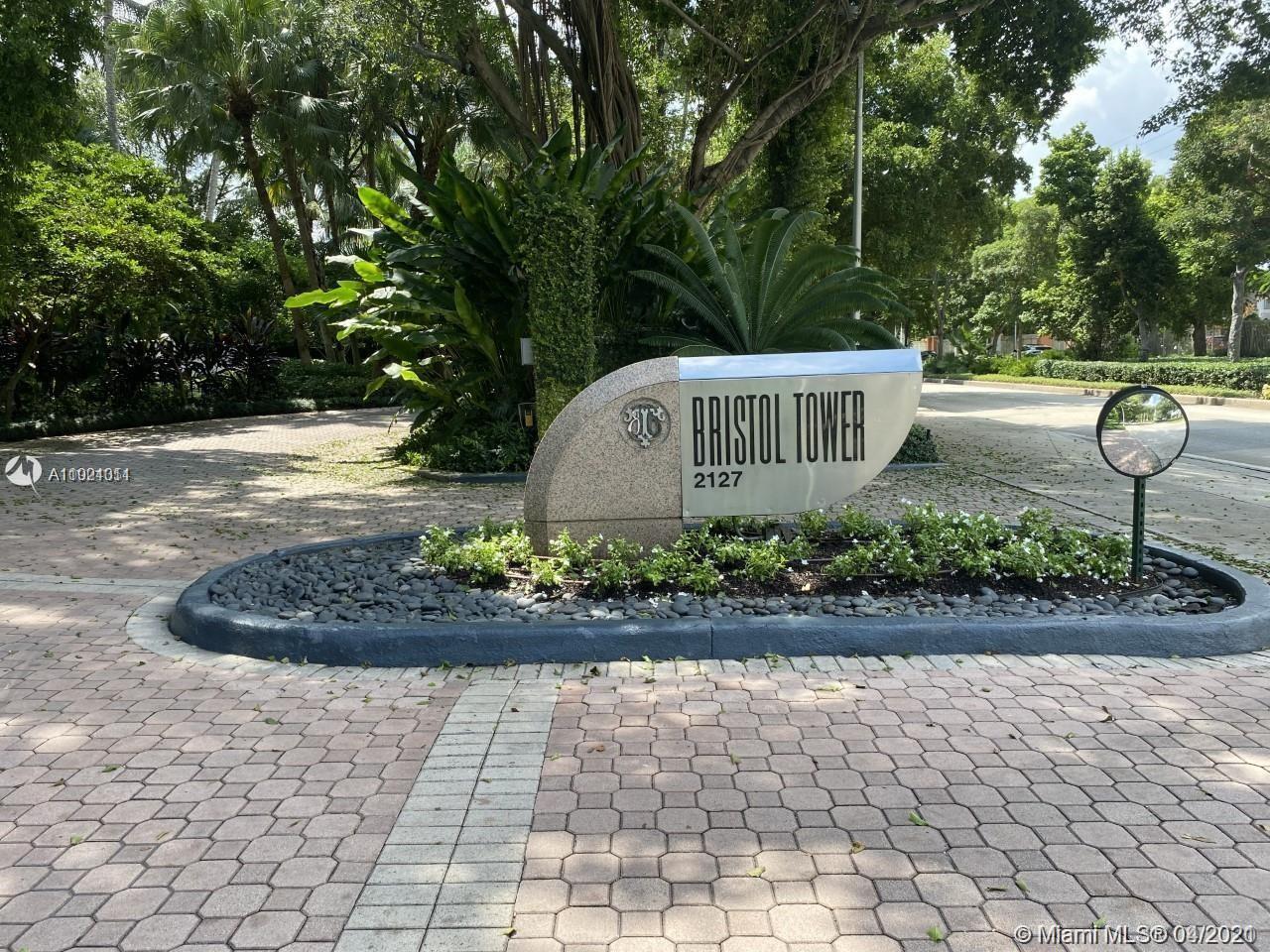 Bristol Tower #1504 - 2127 Brickell Ave #1504, Miami, FL 33129