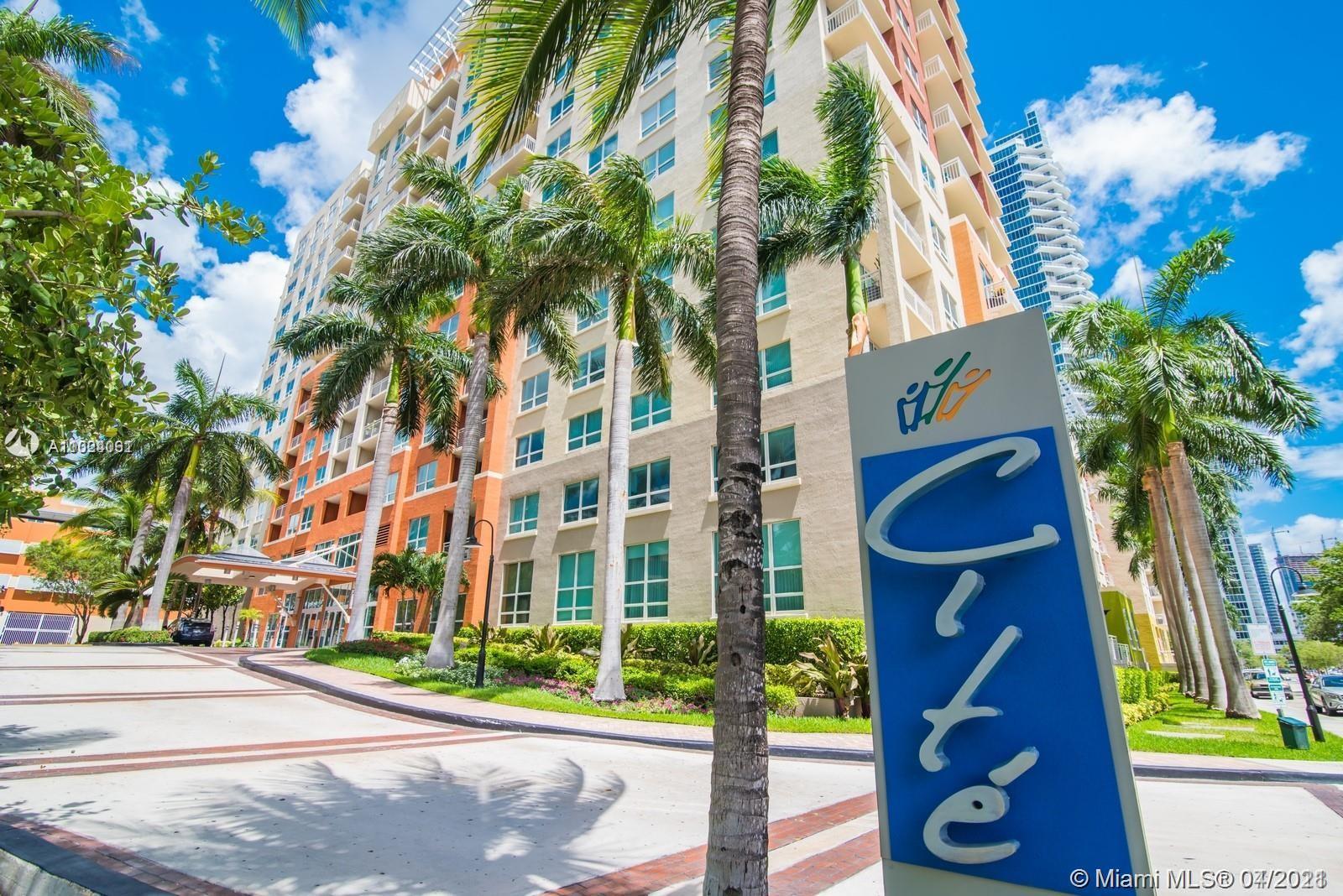 Cite West #2106 - 2001 Biscayne Blvd #2106, Miami, FL 33137