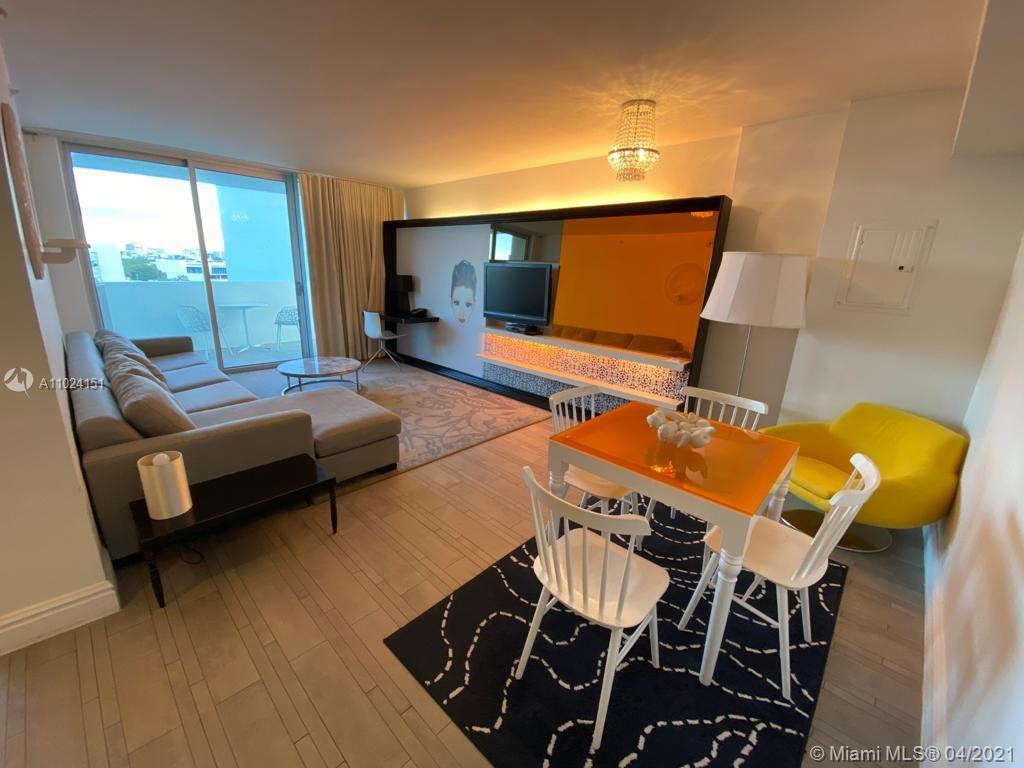 Mondrian South Beach #827 - 1100 West Ave #827, Miami Beach, FL 33139