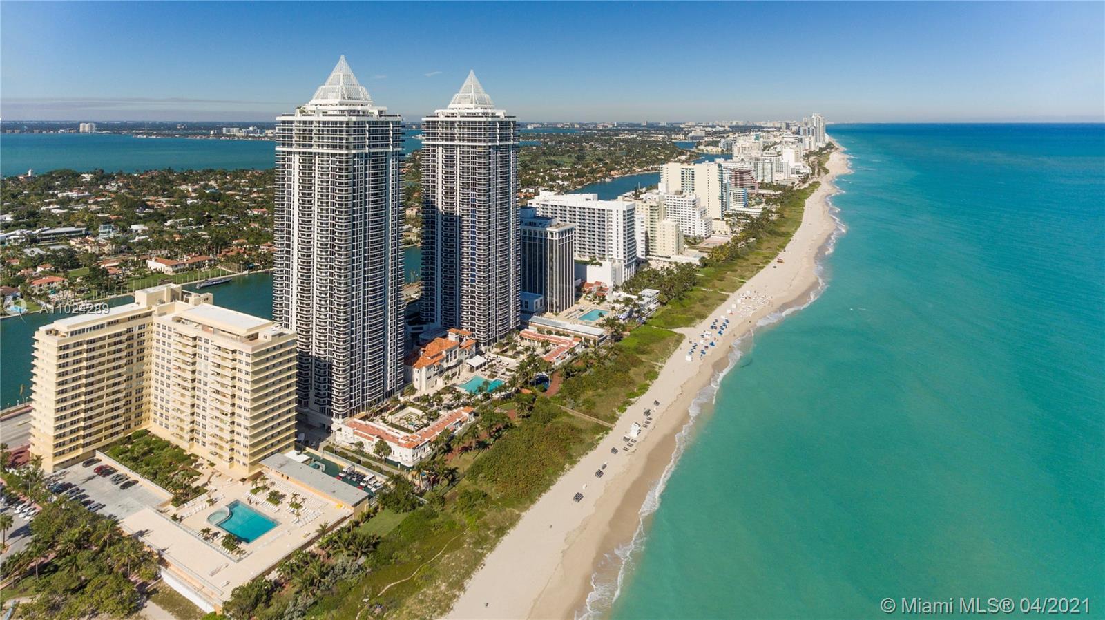 Blue Diamond #2607 - 4779 Collins Ave #2607, Miami Beach, FL 33140