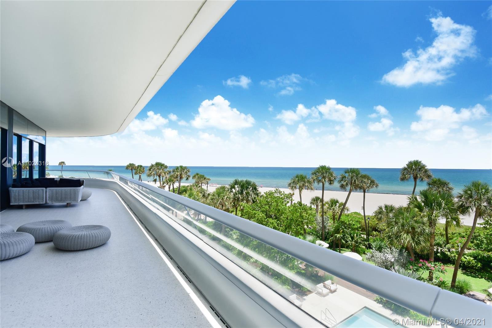 Faena House #4A - 3315 Collins Ave #4A, Miami Beach, FL 33140