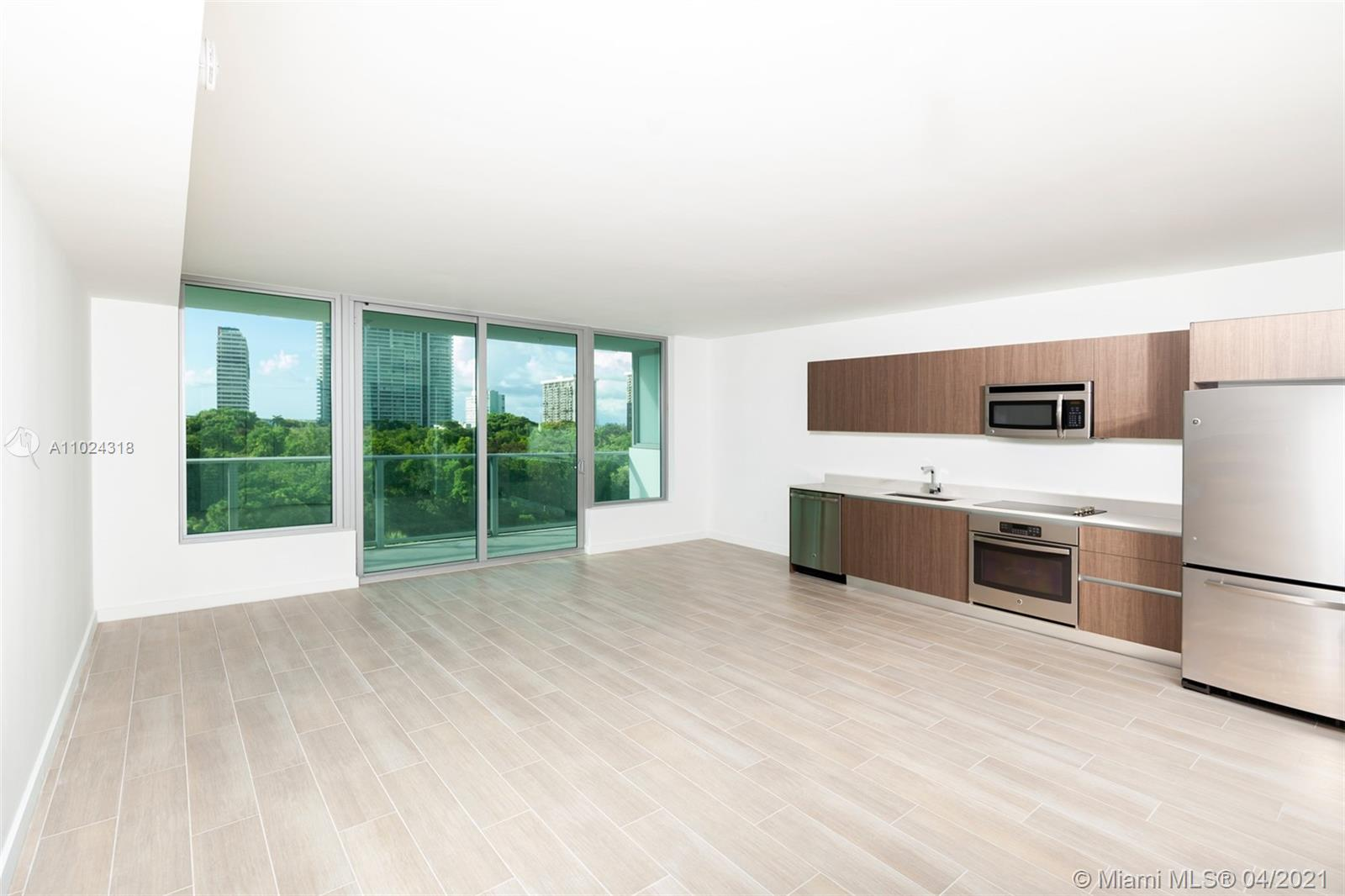 Le Parc At Brickell #611 - 1600 SW 1st Ave #611, Miami, FL 33129