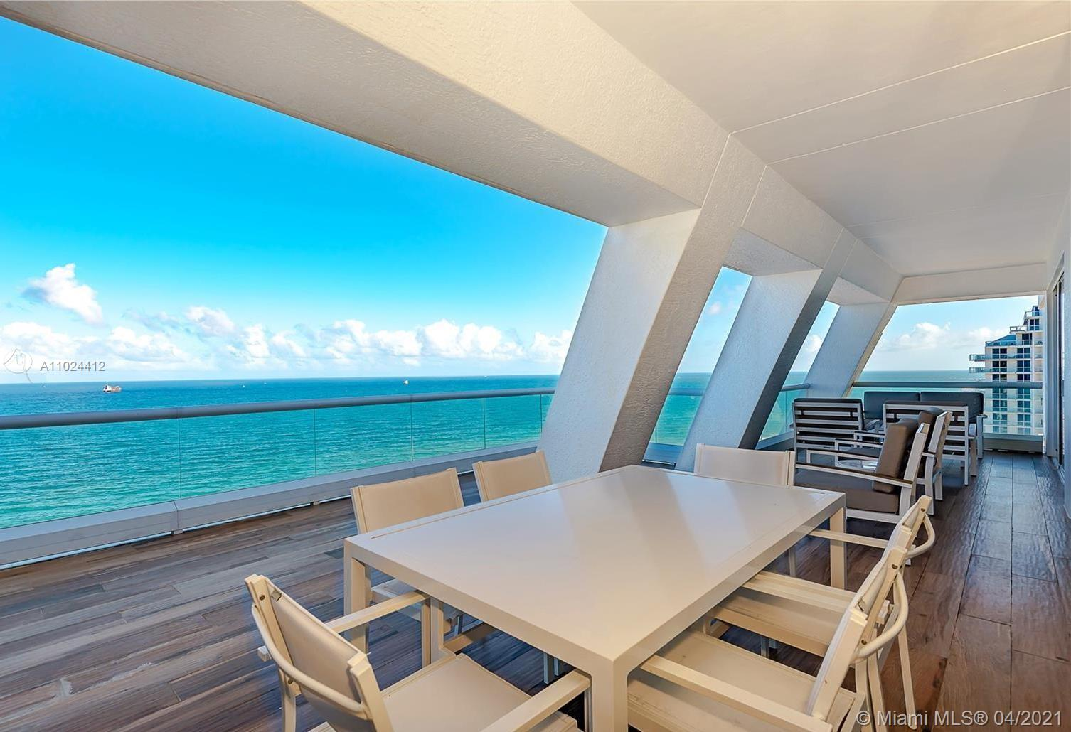 Ocean Resort Residences #R1916 - 551 N Fort Lauderdale Beach Blvd #R1916, Fort Lauderdale, FL 33304