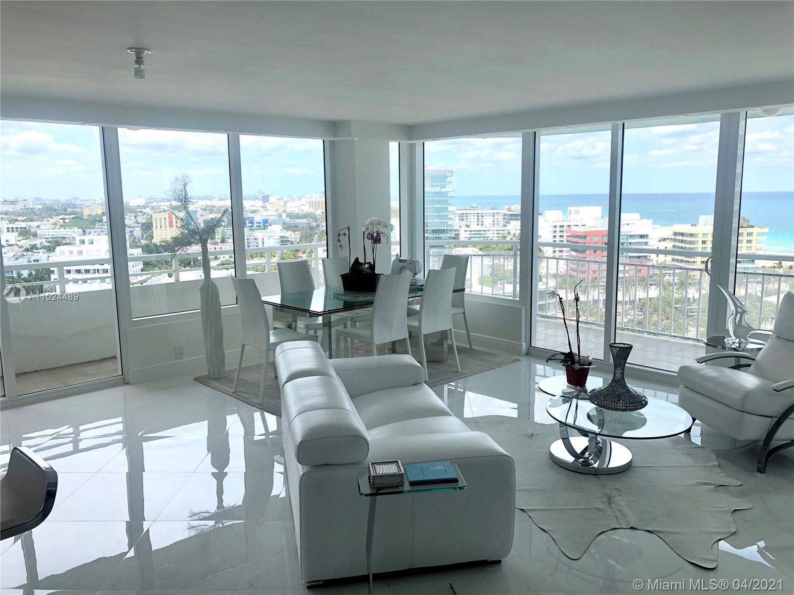 South Pointe Tower #1810 - 400 S Pointe Dr #1810, Miami Beach, FL 33139