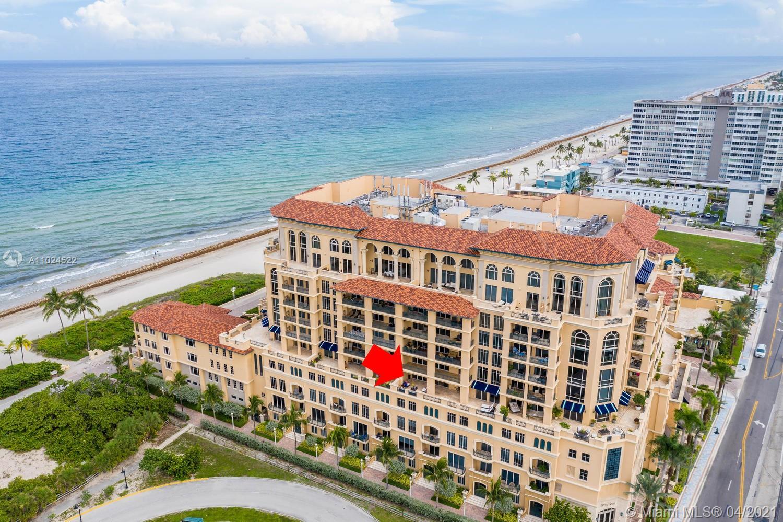 Villas Of Positano #4G - 3501 N Ocean Dr #4G, Hollywood, FL 33019