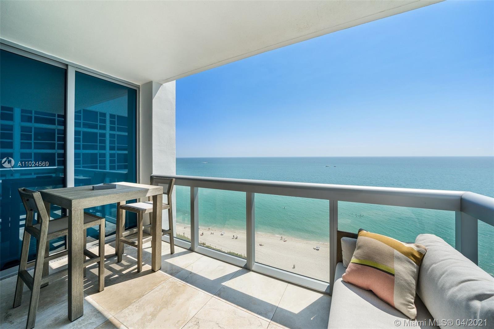 Carillon North Tower #1408 - 6899 Collins Ave #1408, Miami Beach, FL 33141