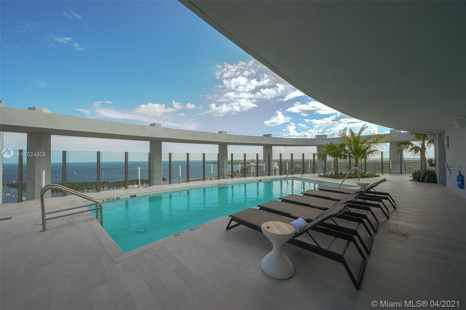 Park Grove Tower Three #805 - 2831 S Bayshore Dr #805, Miami, FL 33133