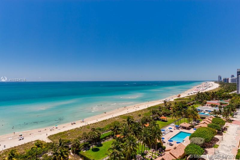 Ocean Front Plaza #1403 - 2625 COLLINS AV #1403, Miami Beach, FL 33140