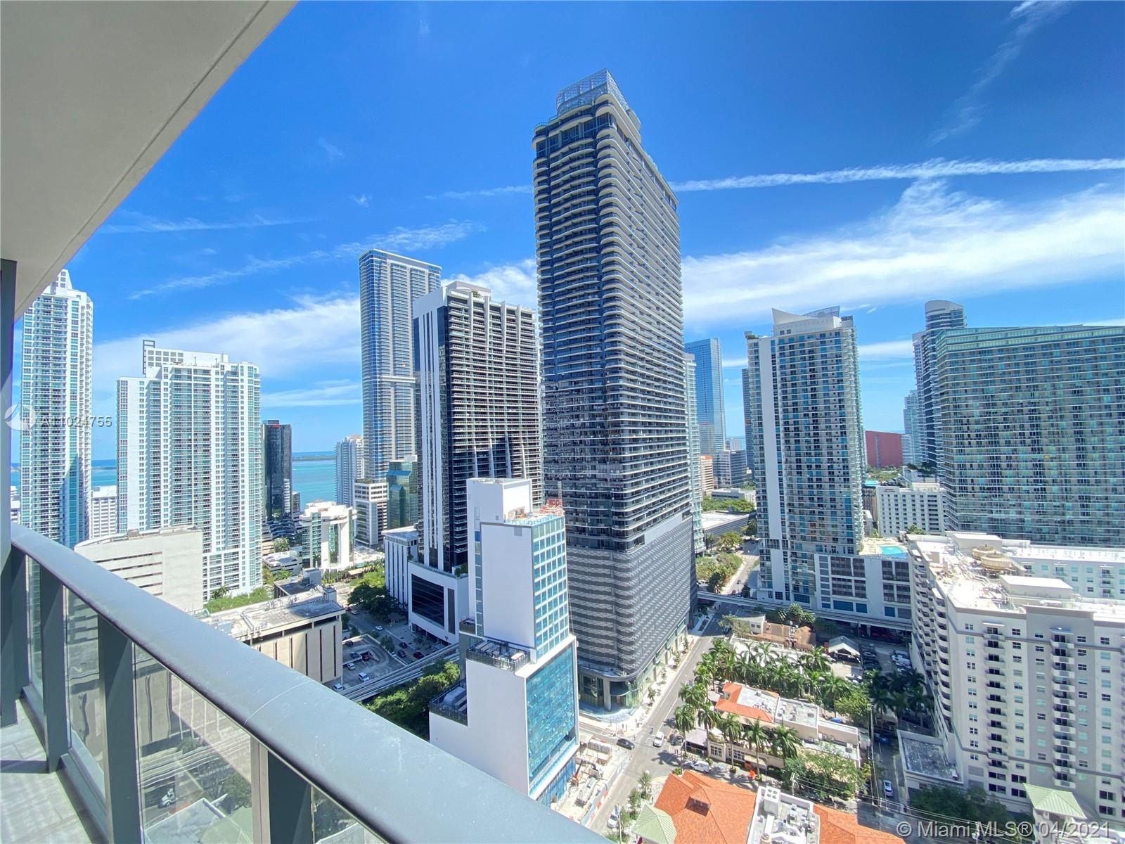 Brickell Heights East Tower #2606 - 45 SW 9th St #2606, Miami, FL 33130