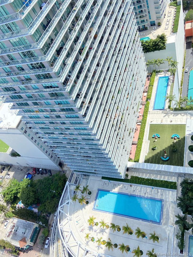 Axis on Brickell South Tower #3812S - 79 SW 12th St #3812S, Miami, FL 33130