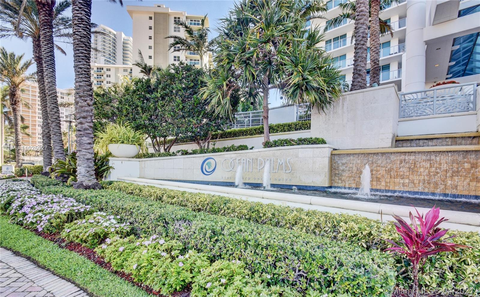 Ocean Palms #3505 - 3101 S Ocean Dr #3505, Hollywood, FL 33019