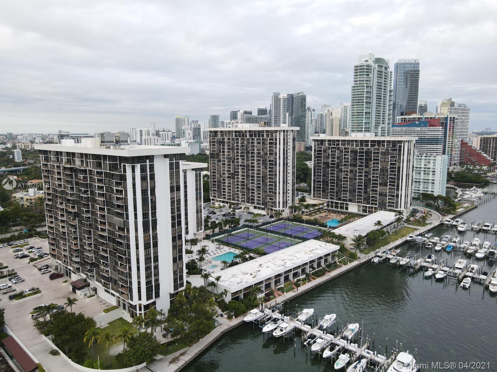 Brickell Place Tower C #C410 - 1915 Brickell Ave #C410, Miami, FL 33129