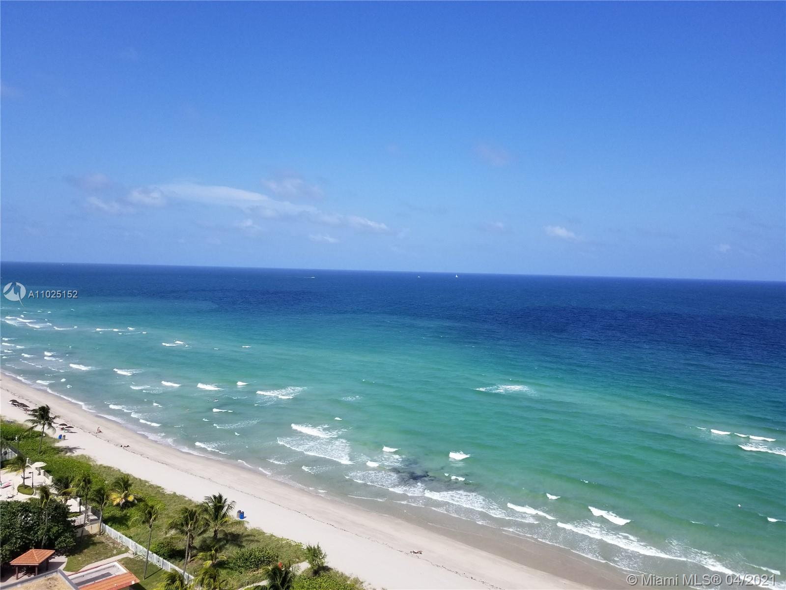The Hemispheres One #16K - 1950 S Ocean Dr #16K, Hallandale Beach, FL 33009