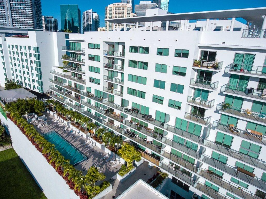 Le Parc At Brickell #514 - 1600 SW 1st Ave #514, Miami, FL 33129