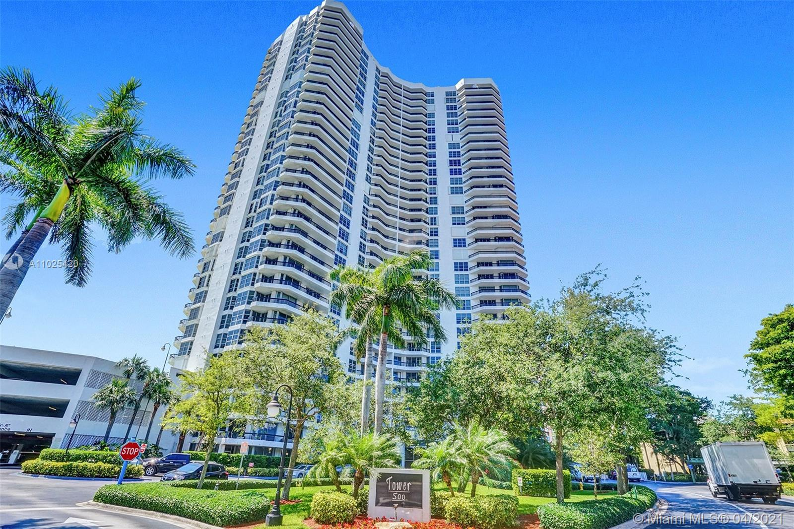 Mystic Pointe Tower 500 #2708 - 3530 Mystic Pointe Dr #2708, Aventura, FL 33180