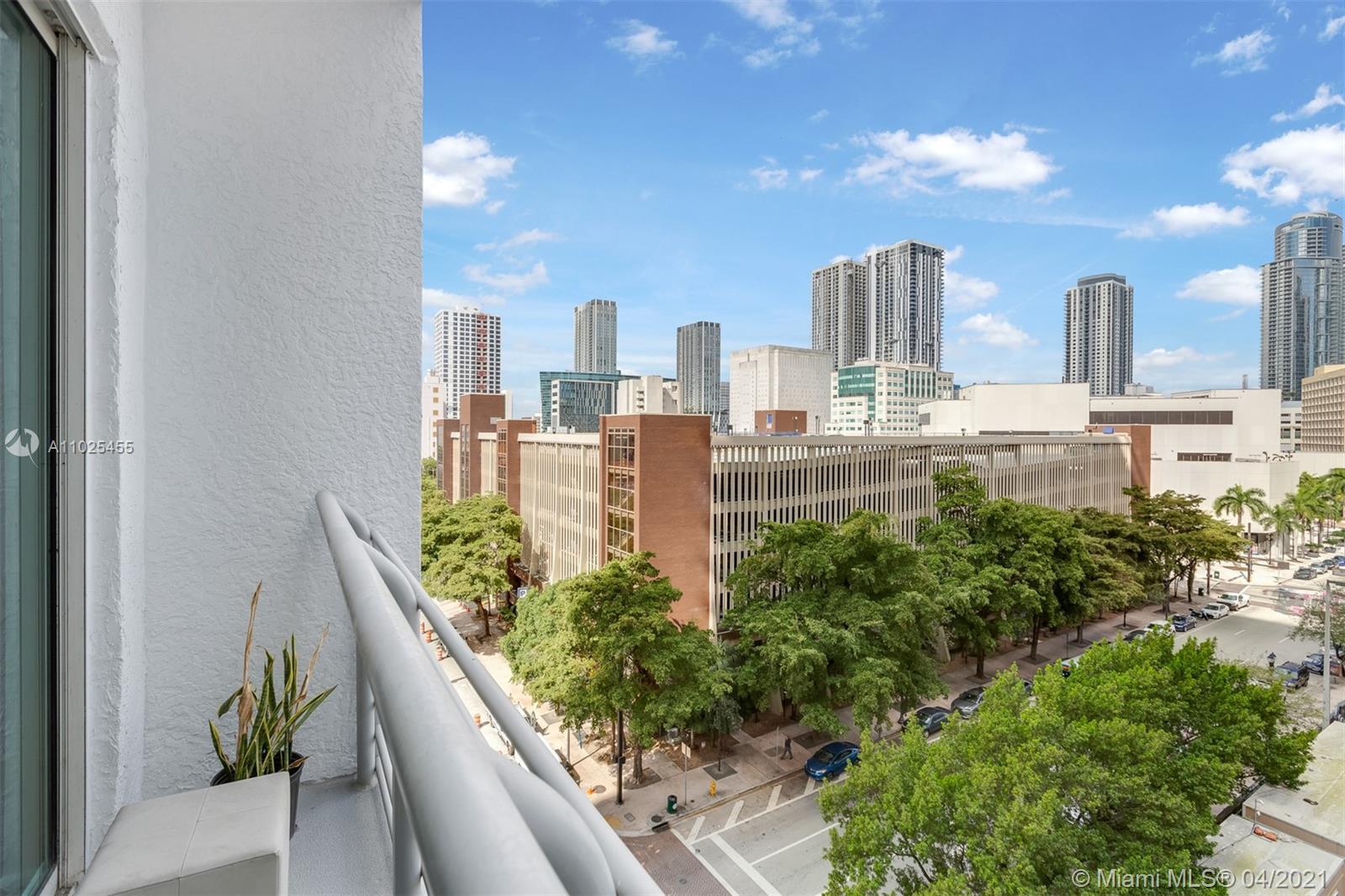 The Loft Downtown #711 - 133 NE 2nd Ave #711, Miami, FL 33132