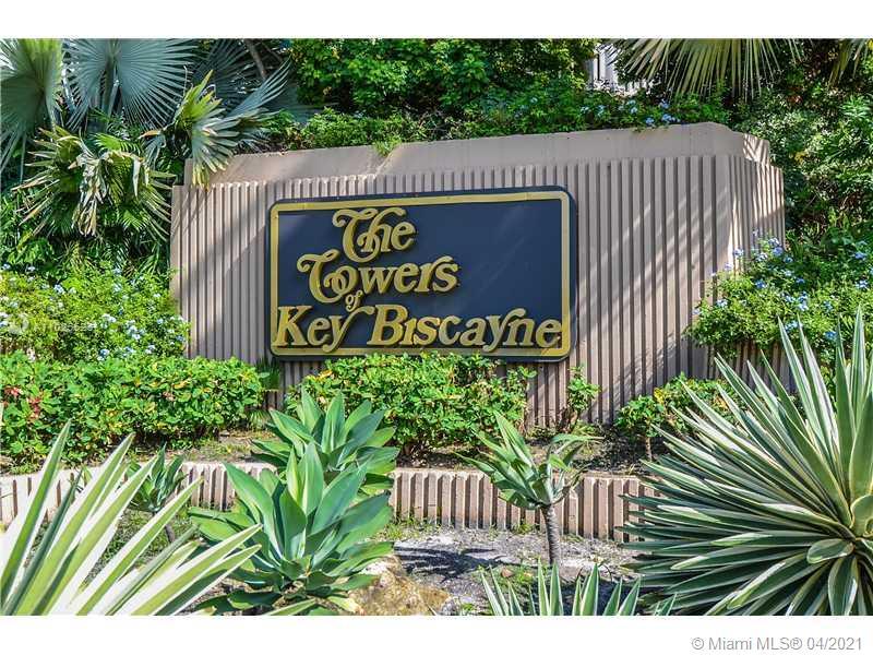 Tower One of Key Biscayne #D608 - 1121 CRANDON BL #D608, Key Biscayne, FL 33149